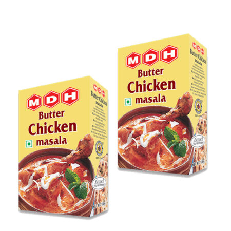 MDH Butter Chicken Masala (100g) Pack of 2