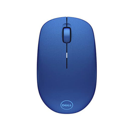 Dell WM126 Wireless Optical Mouse (Blue)