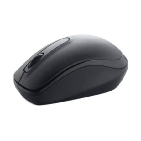 Dell WM118 Wireless Optical Mouse (2.4GHz Wireless, USB, Black)