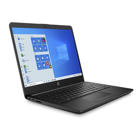 HP 14 Ultra Thin & Light 14-inch Laptop (10th Gen i3-1005G1/8GB/256GB SSD/Win 10 Home/MS Office