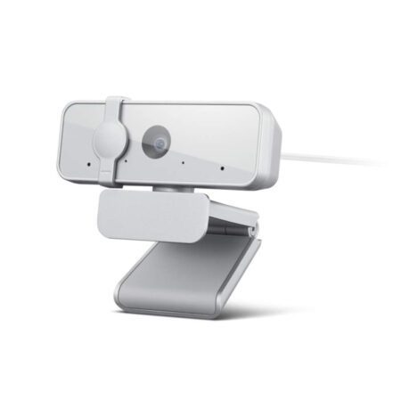 Lenovo™ 300 FHD Webcam with Full Stereo Dual Built-in mics | FHD 1080P 2.1 Megapixel CMOS Camera |