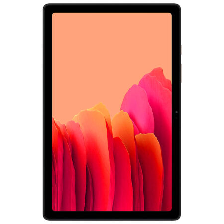Samsung Galaxy Tab A7 (10.4 inch), Slim Metal Body, RAM 3 GB, ROM 32 GB, Wi-Fi-only, (Gold)