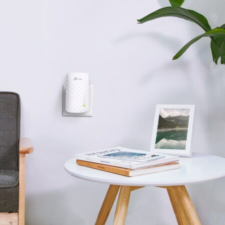 TP-Link AC750 Wifi Range Extender Up to 750Mbps Dual Band WiFi Extender Wi-Fi to Smart Home & Alexa Devices (RE200)