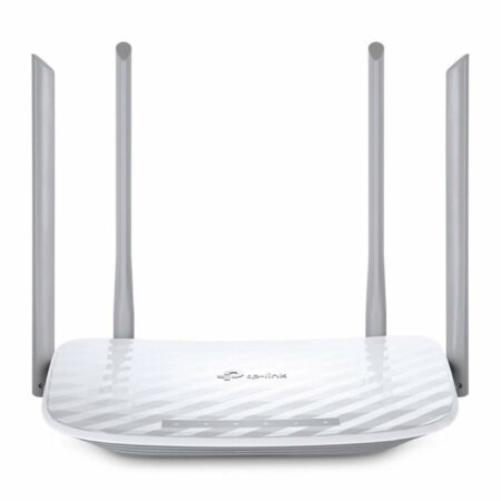 TP-Link Archer C50 AC1200 Dual Band Wireless Router, Wi-Fi Speed Up to 867 Mbps (White)