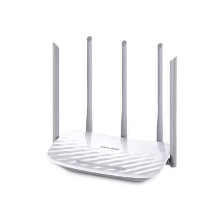 TP-Link Archer C60 AC1350 Dual Band Wireless, Wi-Fi Speed Up to 867 Mbps (White)