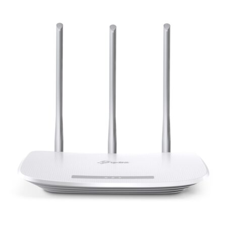 TP-link N300 WiFi Wireless Router TL-WR845N 300Mbps Wi-Fi Speed Three 5dBi high gain Antennas Router