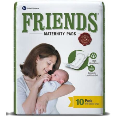 Friends Maternity Pad with Release Tape – 60 X 90 cm