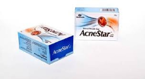 Mankind Acnestar Soap pack of (Pack of 2)