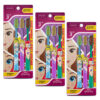Duvon Disney Princess Toothbrush Extra Soft (Pack of 3) Pack of 3