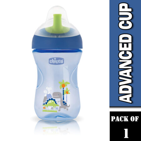 Chicco Advanced Sipper Cup 200ml (12 Months) (Royal Blue)