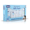 Chicco First Cuddle Gift Set-Blue Pack of 5