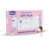 Chicco First Cuddle Gift Set-Pink