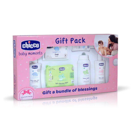 Chicco Sweet Surprise Gift Set-Pink