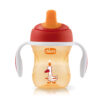 Chicco Training Sipper Cup 200ml (6 Months) (Orange)
