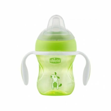 Chicco Transition Cup 200ml (4m+) (Natural)