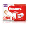Huggies Dry Pants, Medium (M) Size Baby Diaper Pants, 16 count, with Bubble Bed Technology for comfort