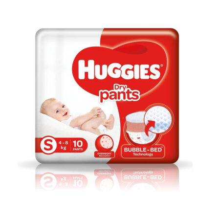 Huggies Dry pants Small - S (10 Pieces)