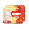 Huggies New Dry Pants, Large (L) Size Baby Diaper Pants Pack of 2