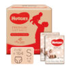 Huggies Premium Soft Pants, Monthly Box Pack Diapers, Small Size, 164 Count