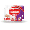 Huggies Wonder Pants Extra Small Size Diaper Pants Combo Pack of 2
