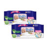 MamyPoko Extra clean wipes with Aloe vera Pack of 2