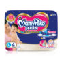 MamyPoko Pants Extra Absorb Baby Diapers Monthly Pack, Large (9 - 14 kg) Pack of 4