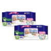 MamyPoko Extra clean wipes with Aloe Vera - 72 wipes