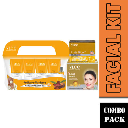 VLCC Salon-at-Home Combo Pack 1
