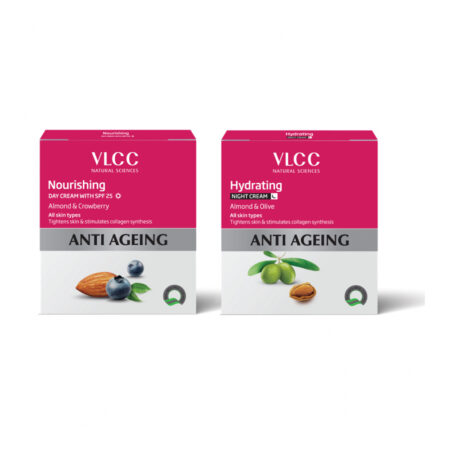 VLCC Anti-Ageing Day & Night Regime (Combo)
