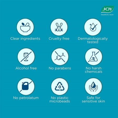 Joy Revivify Glycolic – Skin Firming + Youth Reviving Face Wash (150 ml)