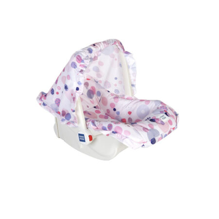 Mee Mee 5 In 1 Cozy Baby Carry Cot With Rocker Function, (Pink)