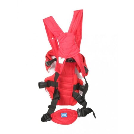 Mee Mee 6 Position Premium Baby Carrier Red