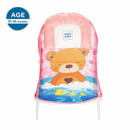 Mee Mee Baby Bather (Anti Skid Advance, Pink)