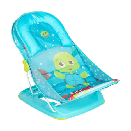 Mee Mee Baby Bather (Anti Skid Compact, Green)