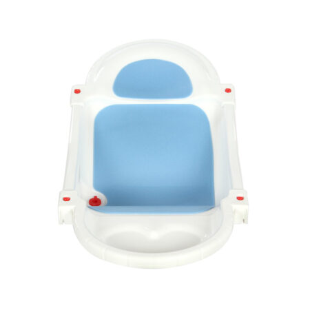 Mee Mee Baby Bather (Foldable and Spacious, White)