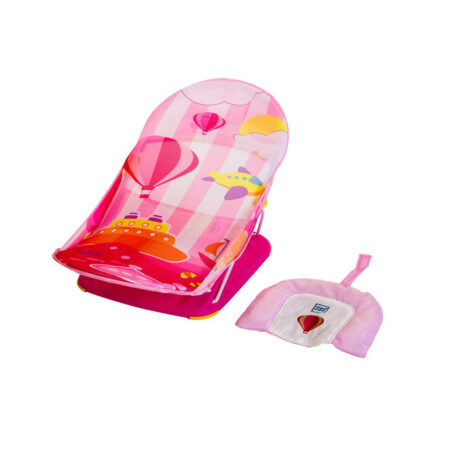 Mee Mee Compact Baby Bather (Pink)