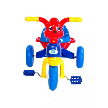 Mee Mee Easy To Ride Musical Baby Tricycle With Sturdy Wheels, (Blue)