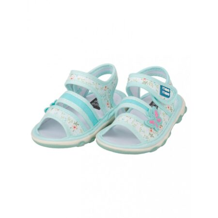 Mee Mee First Walk Baby Sandals With Chu Chu Sound (Butterfly)