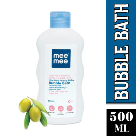 Mee Mee Gentle Bubble Bath With Fruit Extracts 500ml