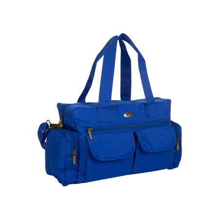 Mee Mee Multifunctional Diaper Bag with Handy Pockets (Blue)