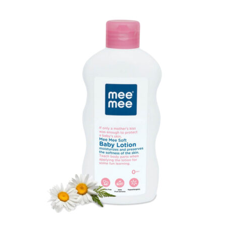 Mee Mee Soft Moisturizing Baby Lotion With Fruit Extracts, 200ml