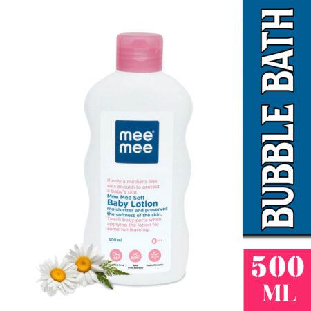 Mee Mee Soft Moisturizing Baby Lotion With Fruit Extracts 500 ml