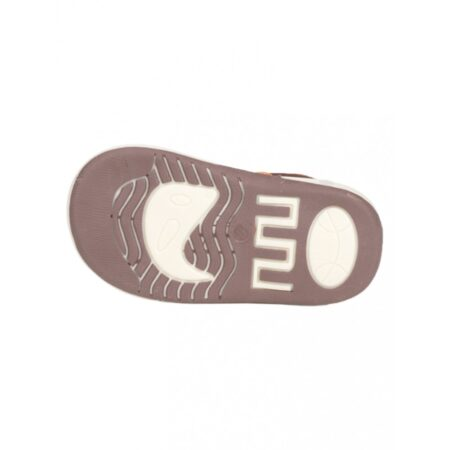 Mee Mee first first walk baby sandals with chu chu sound, (anchor print)