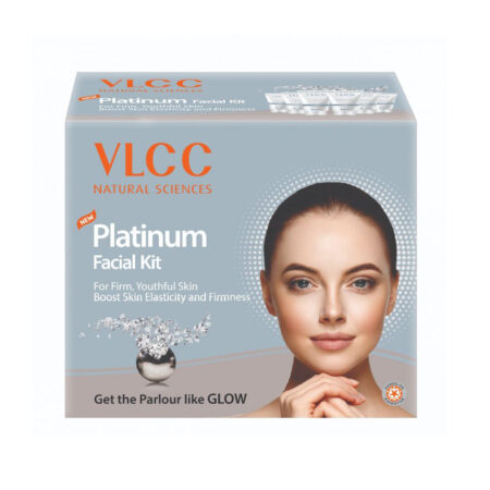 VLCC Platinum Facial Kit For Firm- Youthful Skin (60gm)