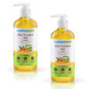 Aloe Turmeric Gel for Skin and Hair 300ml (Saver Pack, get 20% extra) Pack of 2