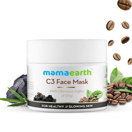 C3 Face Mask for healthy and glowing skin, 100ml