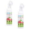 Mamaearth Apple Cider Vinegar Foaming Face Wash with Apple Cider Vinegar and Aloe Vera Water for Deep Cleansing - 150 ml (Pack of 2)