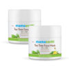 Mamaearth Tea Tree Face Mask for Acne, with Tea Tree and Salicylic Acid for Acne and Pimples, 100g (Pack of 2)
