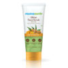 Mamaearth Ubtan Face Scrub with Turmeric and Walnut for Tan Removal - 100gm