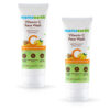 Mamaearth Vitamin C Face Wash with Vitamin C and Turmeric for Skin Illumination, 100ml Pack of 2